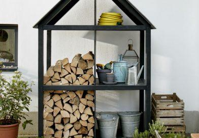 Ogrodowa chatka na drewno – zrób ją sam