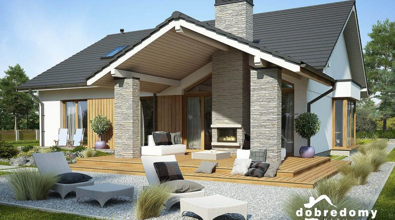 Kąt nachylenia dachu w projekcie domu - dlaczego ma znaczenie?