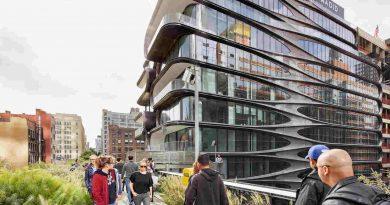 Budujemy miasta przyszłości – Fasady elementowe WICONA wapartamentowcu 520 West wNowym Jorku