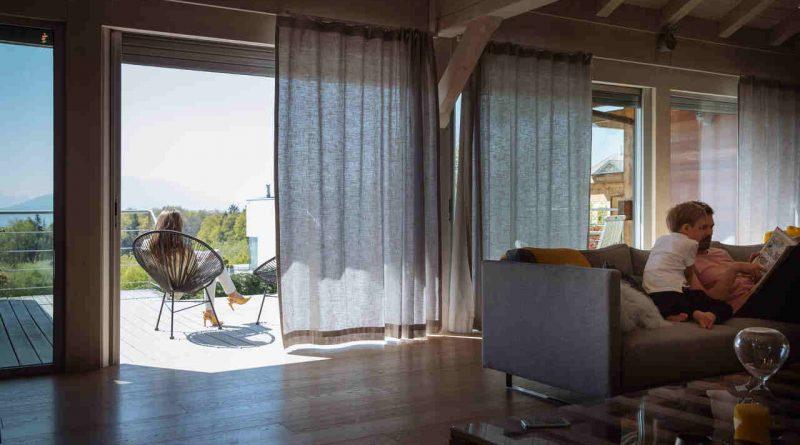 Funkcjonalna dekoracja okien – odkryj automatykę dozasłon odSomfy