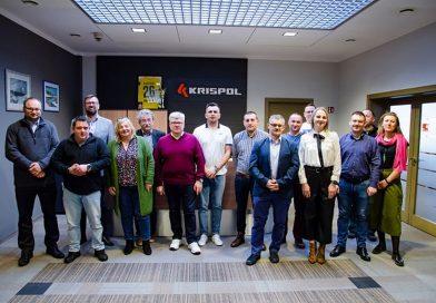 """Kolejne szkolenie nauczycieli  zawodu """"monter stolarki"""" organizowane przezZwiązek POiD zanami!"""