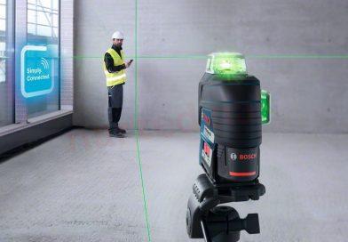 Poziomica laserowa